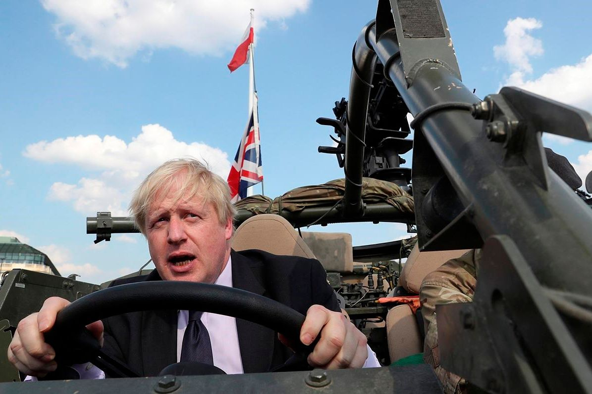In an uncertain world, Boris Johnson's arrival only poses new challenges for Canada's next government