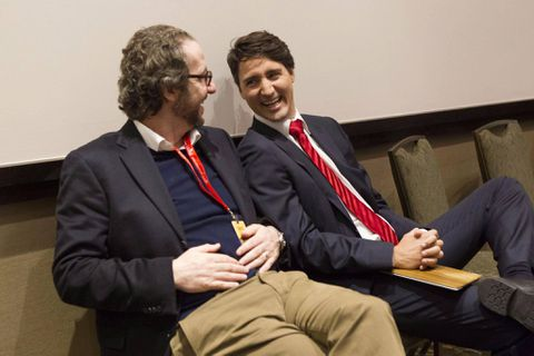 Meet the chief adviser behind every big move Justin Trudeau makes