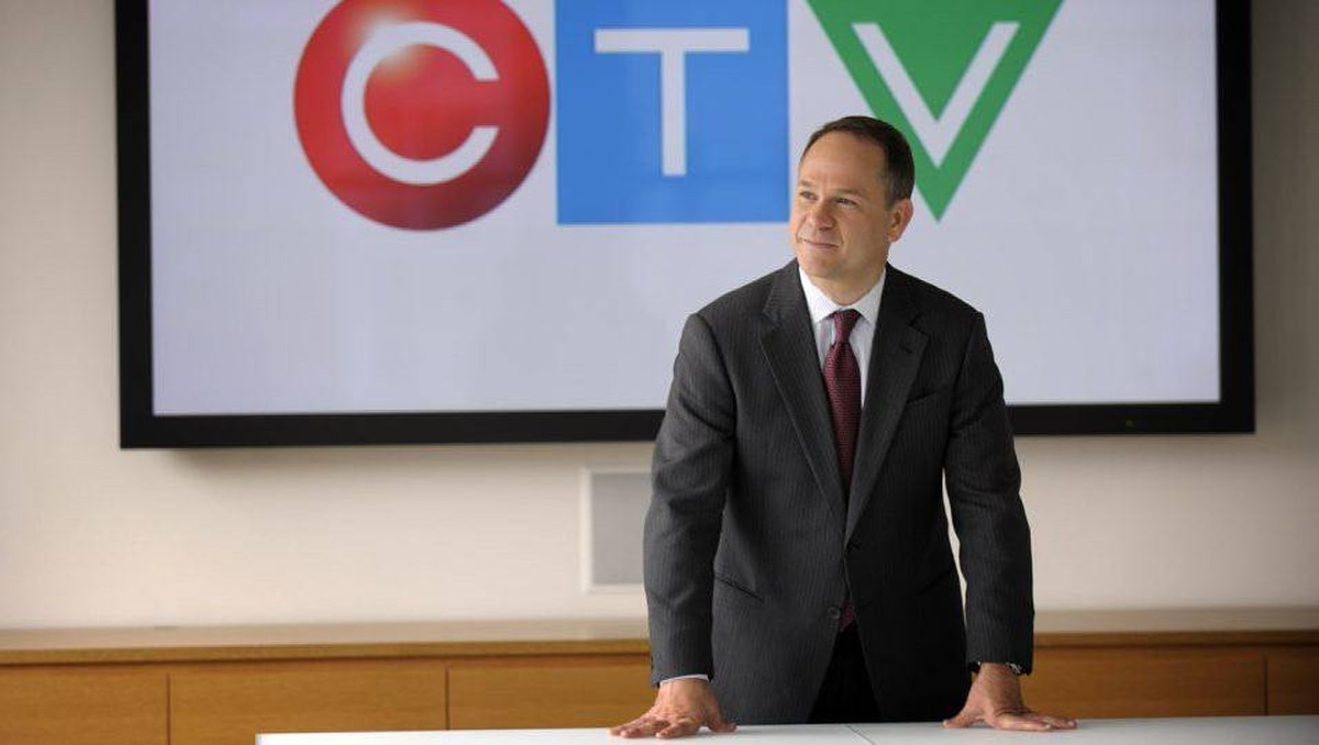 Kevin Crull has been named successor to longtime CTVglobemedia head Ivan Fecan