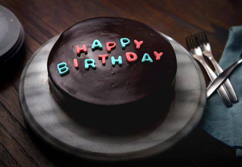 Recipe: Double chocolate cake