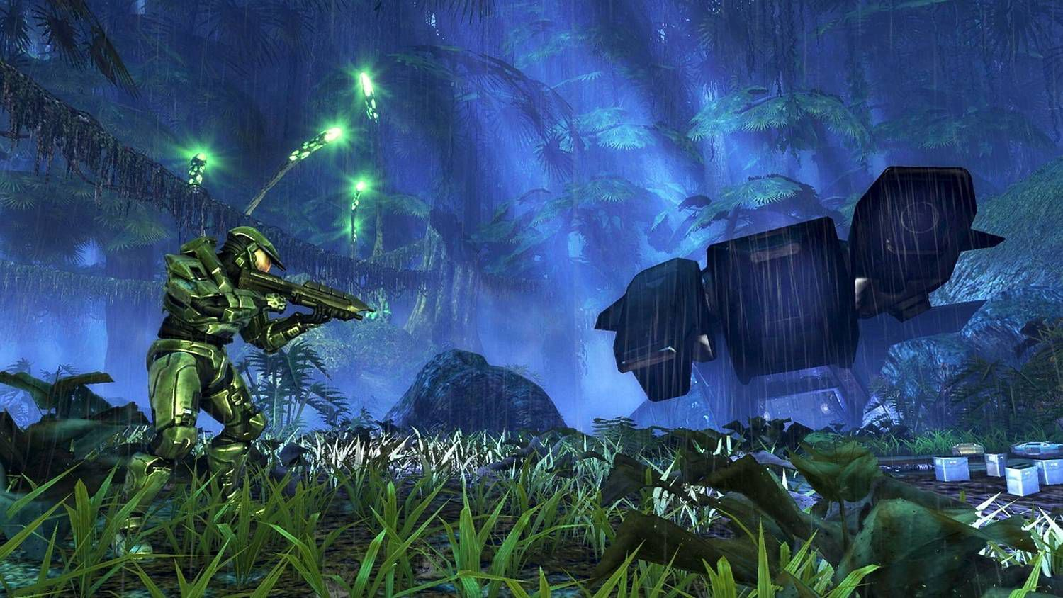 Halo: Combat Evolved Anniversary Edition a frag down memory lane ...