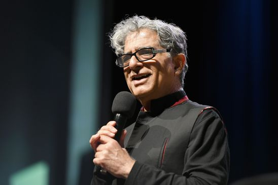 Stress is the biggest epidemic of our time, says Deepak Chopra, and he's trying to make it easier for everyone to quiet their minds