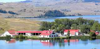 The Douglas Lake Ranch near Merritt, B.C., is the largest working cattle ranch in Canada.