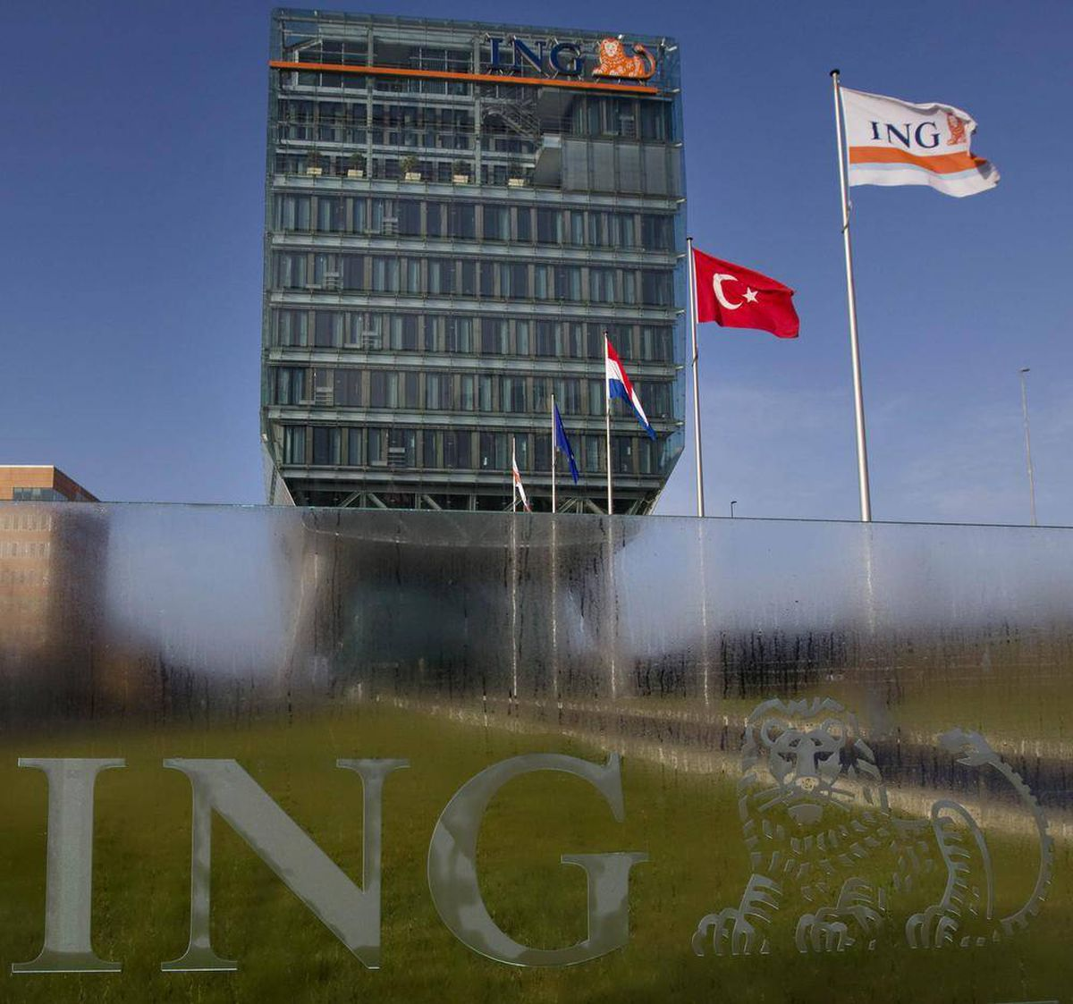 Big banks have high interest in ing sale the globe and mail for Lampen reuter