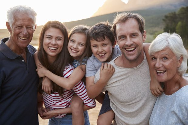 Intergenerational wealth transfer is a family affair