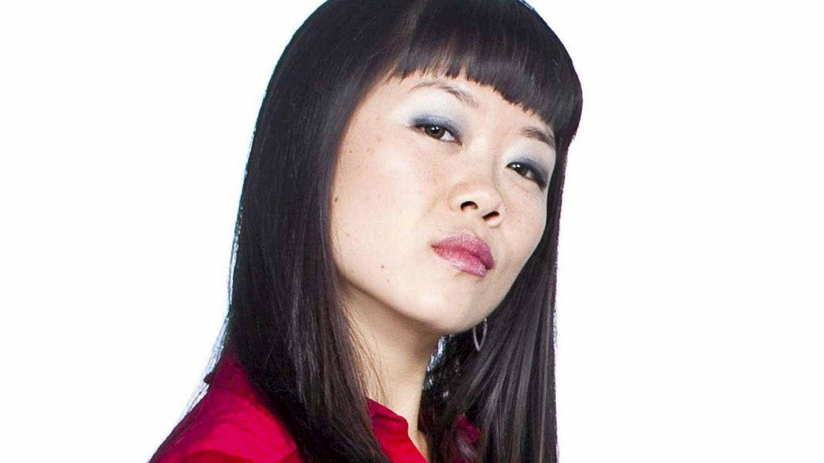 "Grace Lynn Kung plays JoJo Kwan on ""InSecurity."""