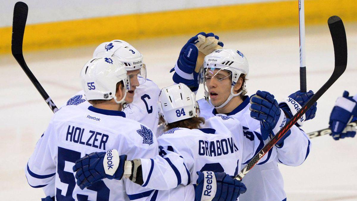 Mikhail Grabovski New York Islanders
