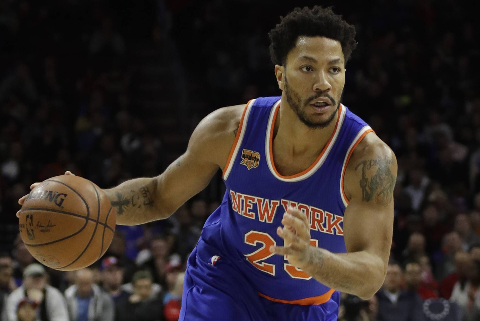 f0b700fb171 NBA free agent Derrick Rose agrees to deal with Cavaliers - The ...