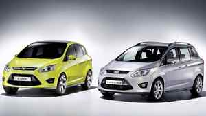 Ford C-MAX and Grand C-MAX