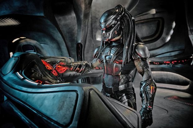 Olivia Munn 'blown away' by support after fight for Predator scene cut