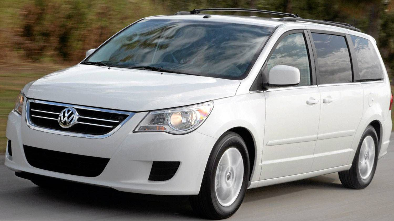 2009 volkswagen routan: a chrysler in vw clothing - the globe and mail