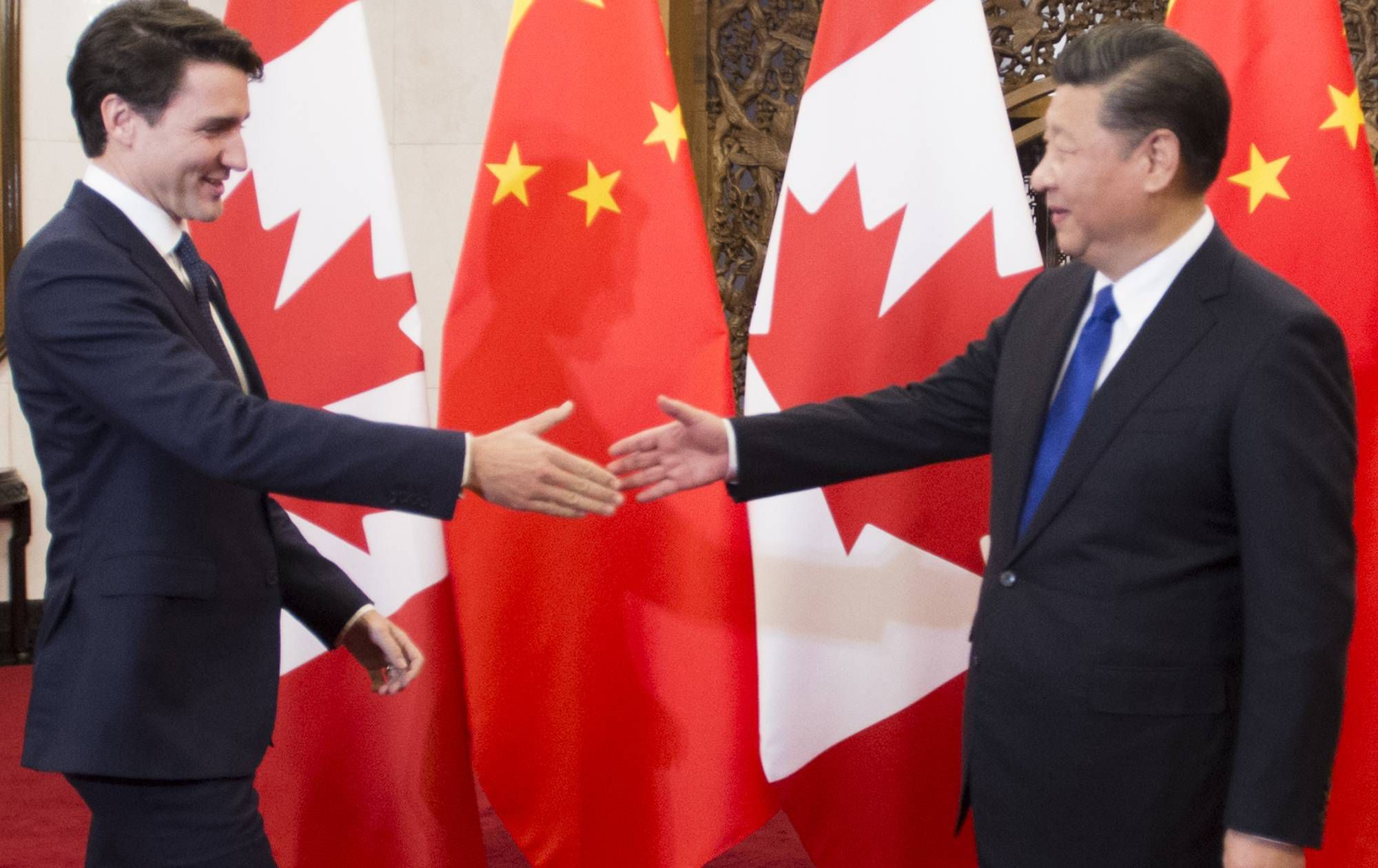 Image result for Canada-China Relations Souring