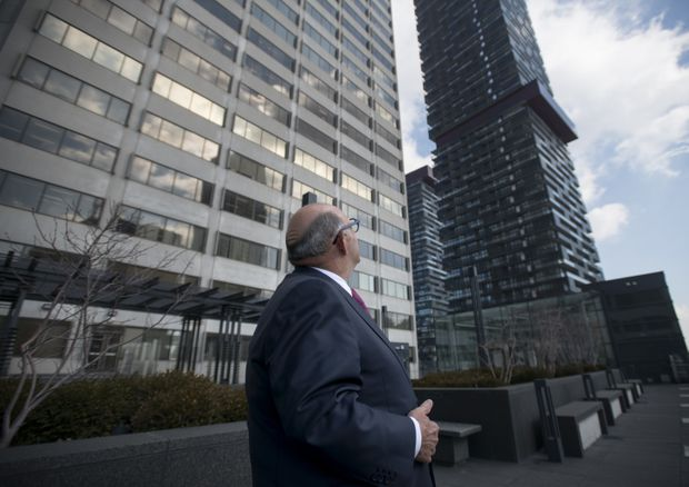 Return of the REITs: Financing rush makes real estate the hottest sector on Bay Street