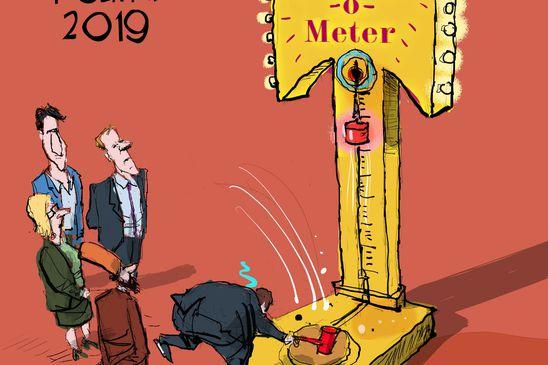 Editorial Cartoons for September, 2019
