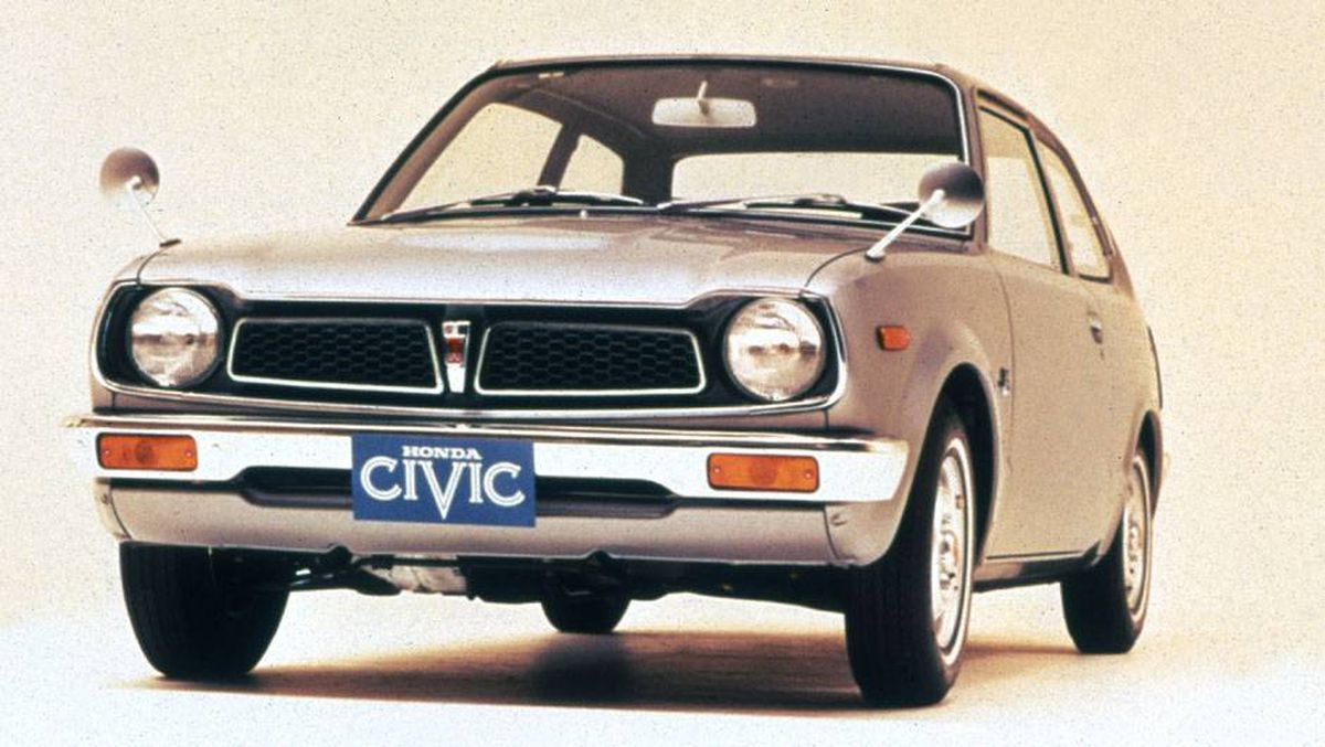 in pictures 40 years of honda civic the globe and mail. Black Bedroom Furniture Sets. Home Design Ideas