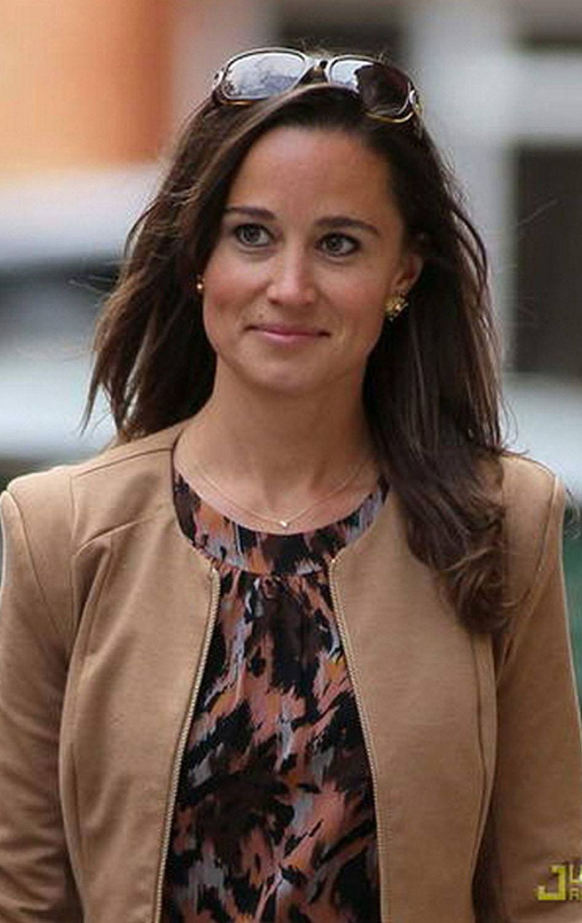 Overnight, Pippa - and, more specifically, her backside - became a paparazzi favourite as she went about her days in London.