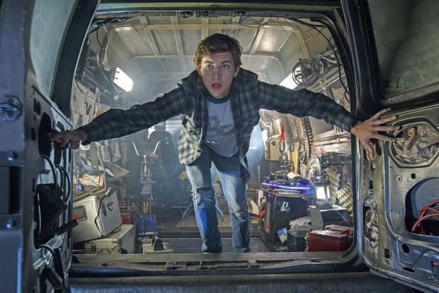 a99990b66352 Review  Ready Player One is a trash heap of cultural nostalgia - The ...
