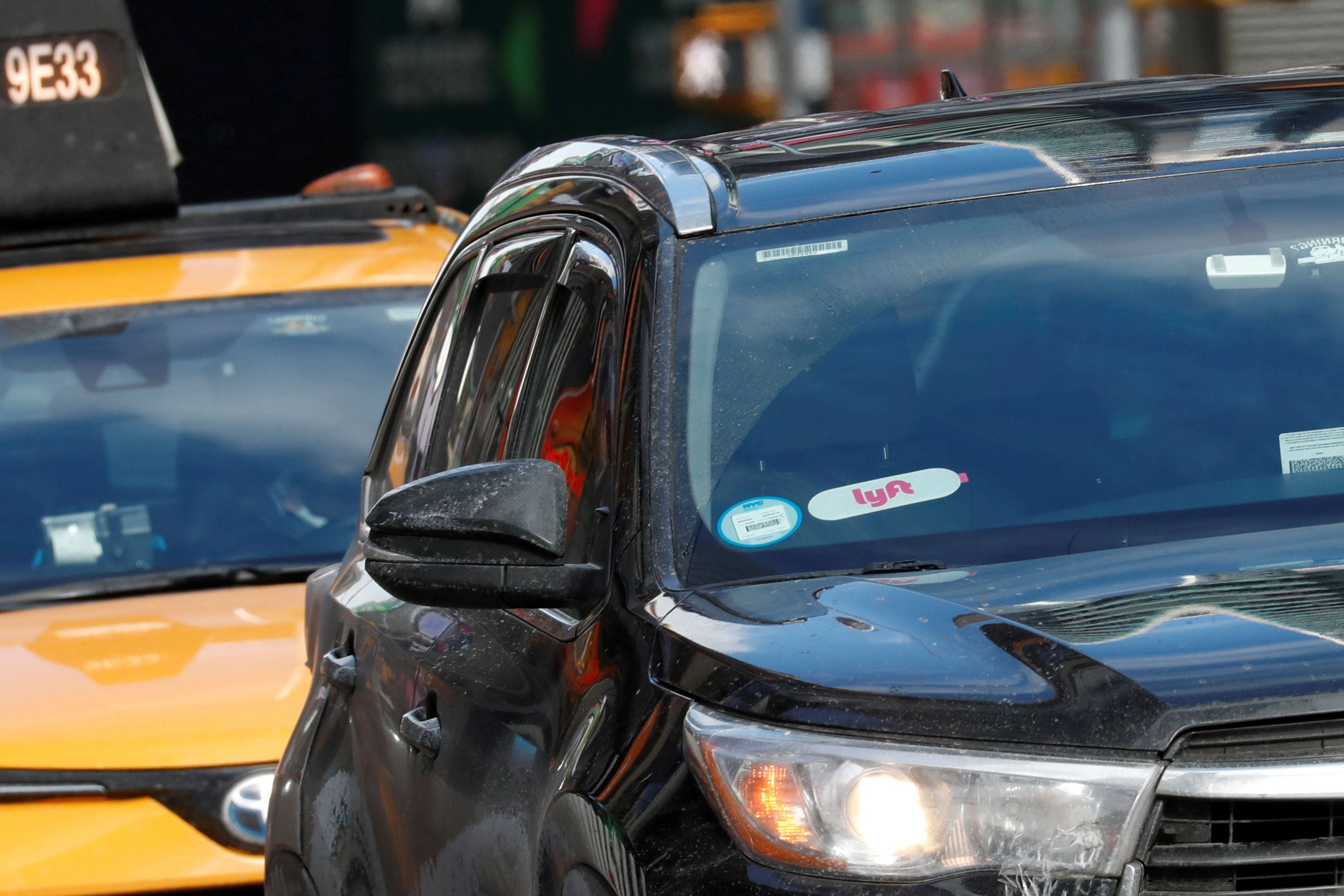 GM mulling options for Lyft stake as ride-hailing service's IPO looms