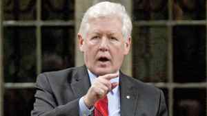 Interim Liberal Leader Bob Rae speaks during Question Period in the House of Commons on Dec. 13, 2011.