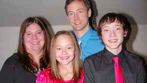 BC accident victims Matt, Leah, Jonathan and Emily Altizer