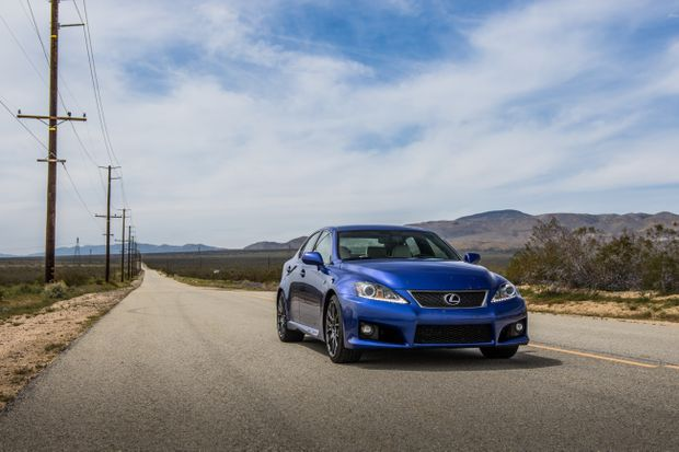 Toyota's Lexus marks its 30th birthday, but don't expect a fanfare