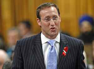 Defence Minister Peter MacKay speaks during Question Period in the House of Commons on Monday, November 30, 2009.