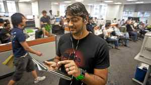 Extreme Venture Partners founder Amar Varma.