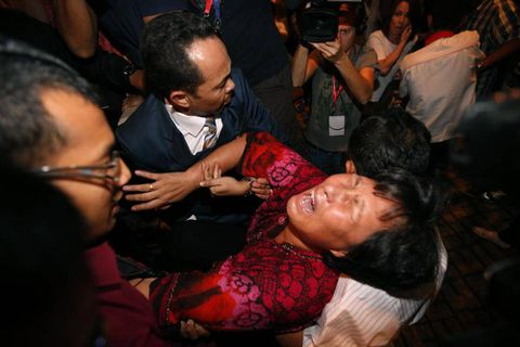 Likeliest scenario for MH370: A long silent flight of the dead