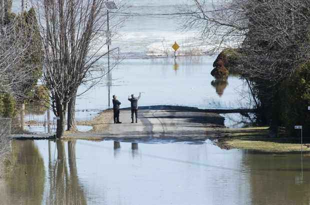 Eastern Canada braces for more floods
