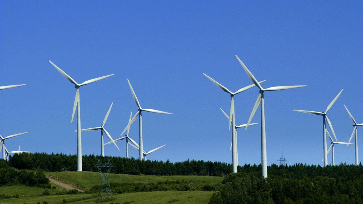 Boralex said it plans to build the wind farm on land that is publicly owned by Saint-Elzéar-de-Témiscouata and Saint-Honoré-de-Témiscouata, near where the company is already developing a wind power project.
