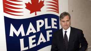 Michael McCain, president of Maple Leaf Foods