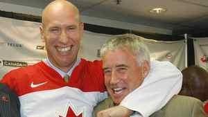 Former Calgary Flame Jim Peplinski was the face of the Edmonton-Calgary bid for the 2012 world junior hockey championships.