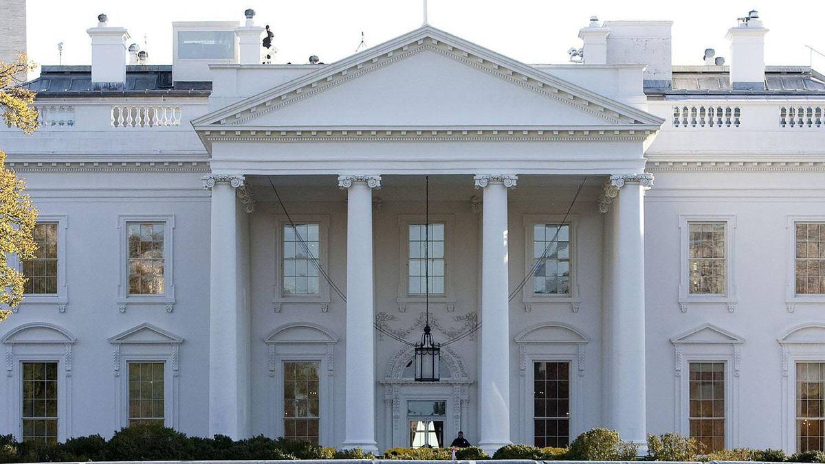 The White House in Washington November 6, 2011.