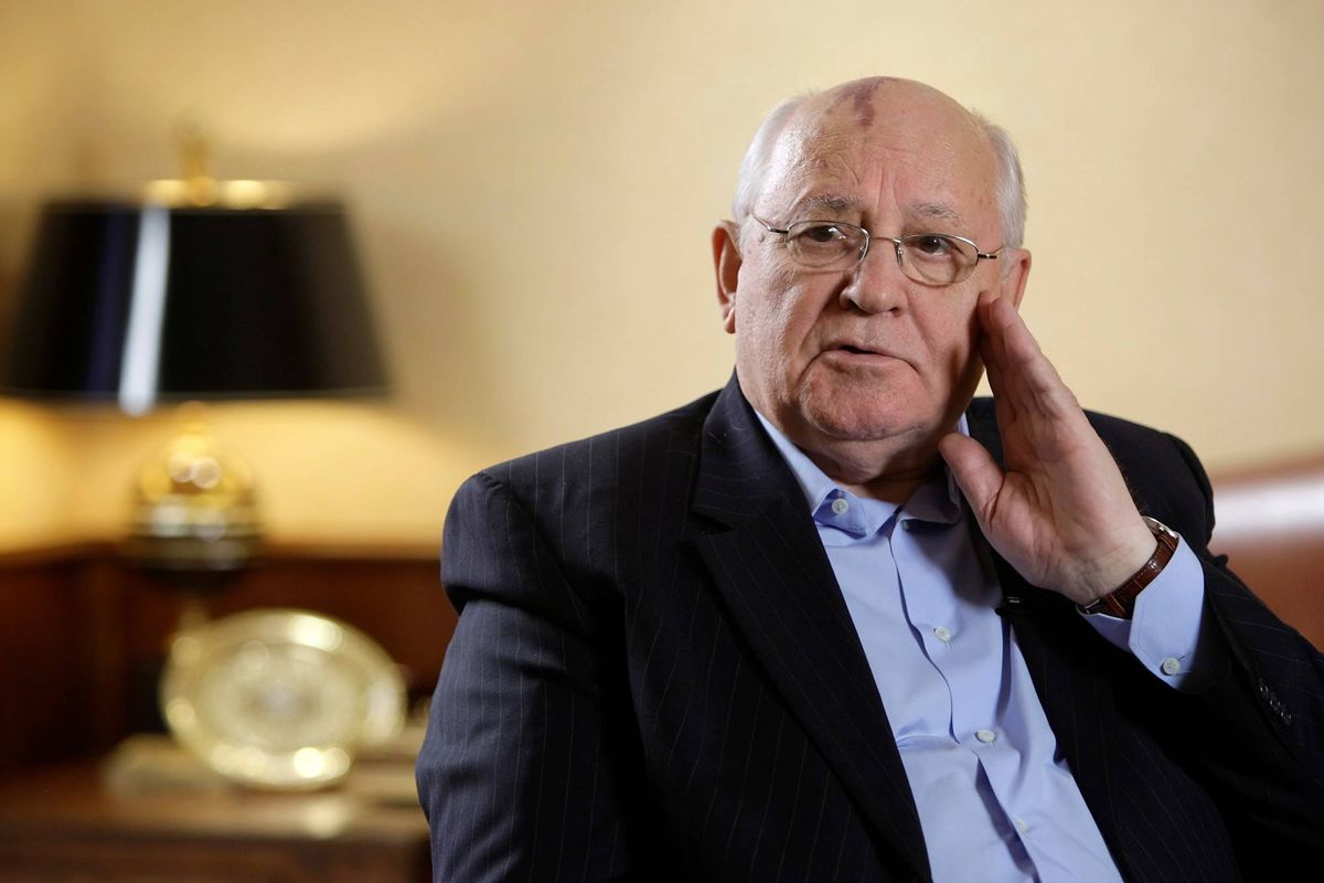 gorbachev leader and bio Former soviet president mikhail gorbachev to speak at welcome former soviet president mikhail gorbachev to gorbachev served as the leader of the.