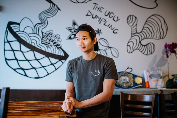 Vancouver's Ugly Dumpling serves an attractive meal