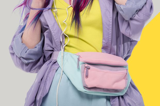 1da49c24fa71 The fanny pack – that uncool staple of the 1990s – is back in ...