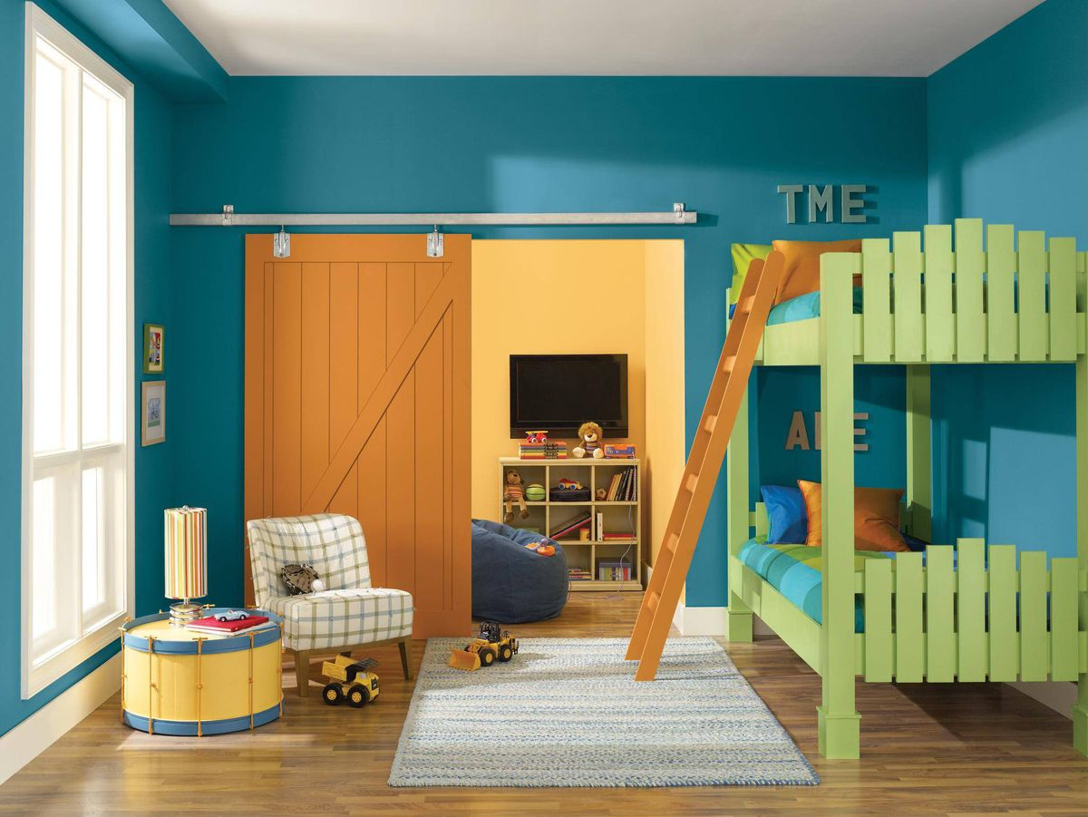 Children S And Kids Room Ideas Designs Inspiration: How Parents Can Work With Their Kids To Design The Perfect