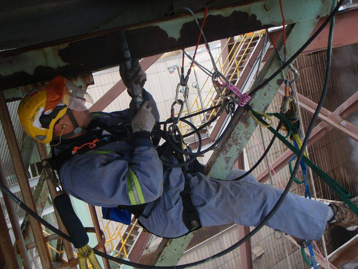 Tremendous I Want To Be A Rope Access Technician What Will My Salary Be The Wiring Database Gramgelartorg