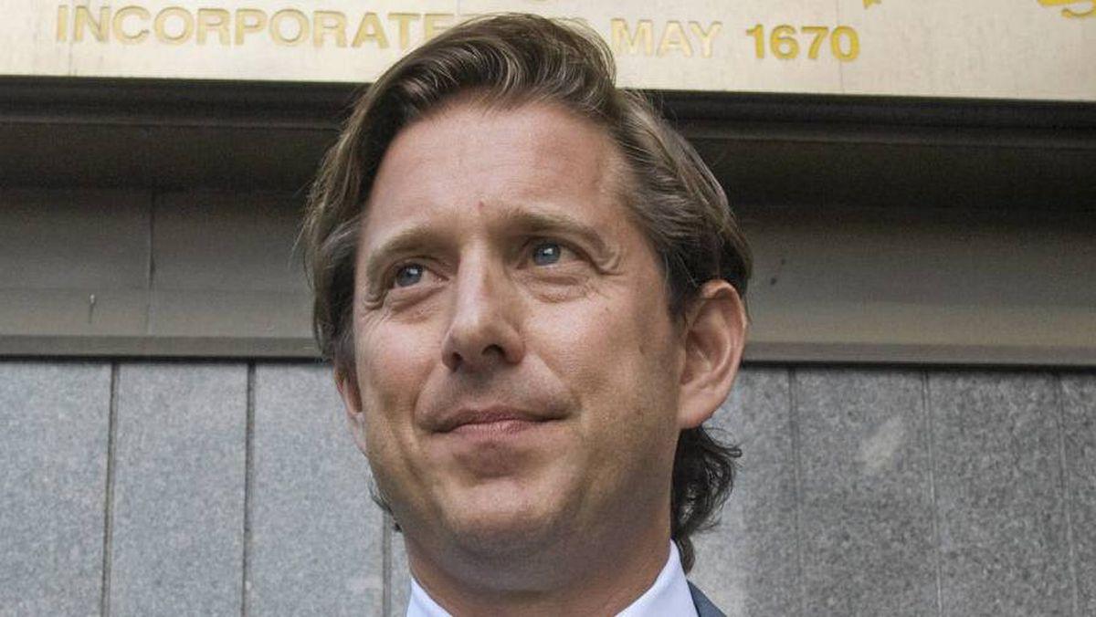 HBC owner Richard Baker.