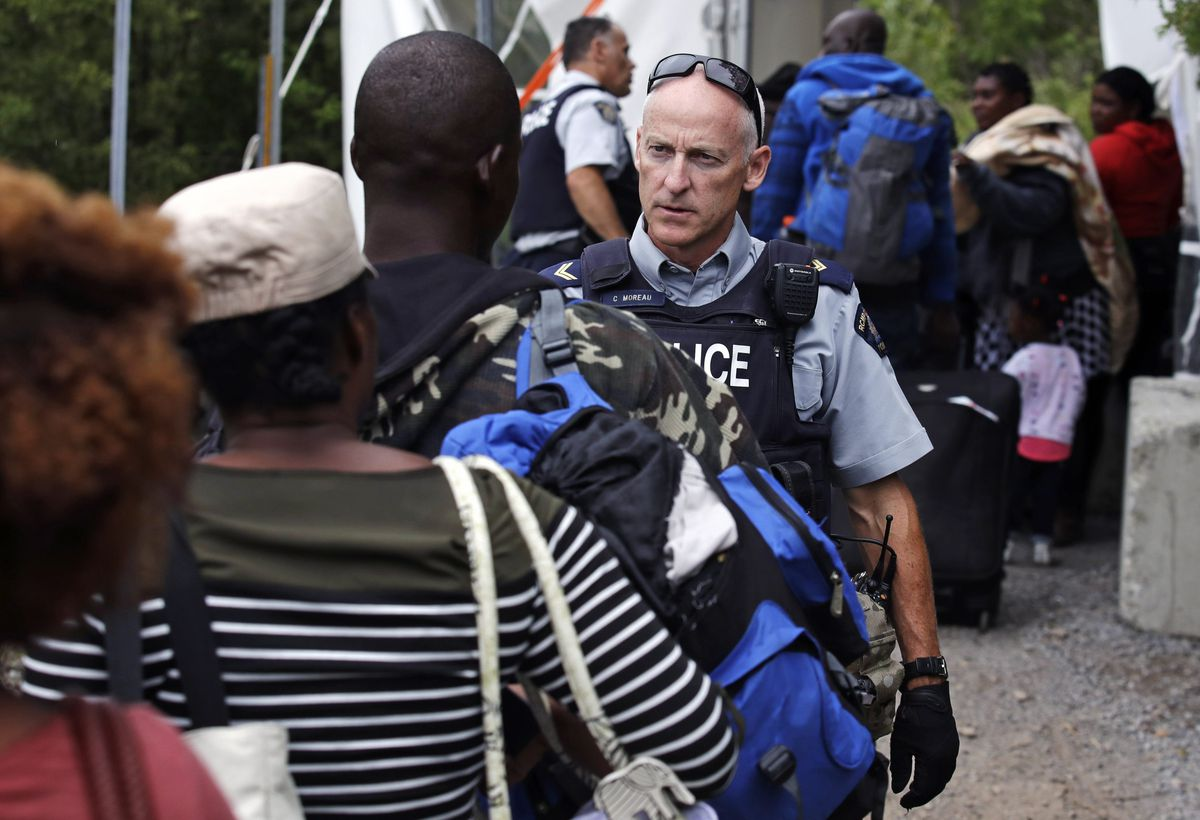 Customs agents moved from GTA to Quebec border to handle migrant surge