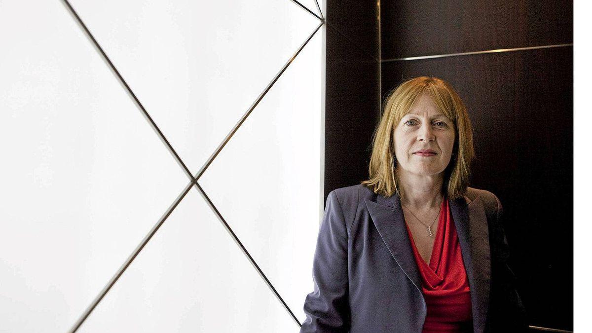DAS Canada CEO Barbara Haynes.