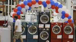U.S. durable goods orders rose less than expected in February.