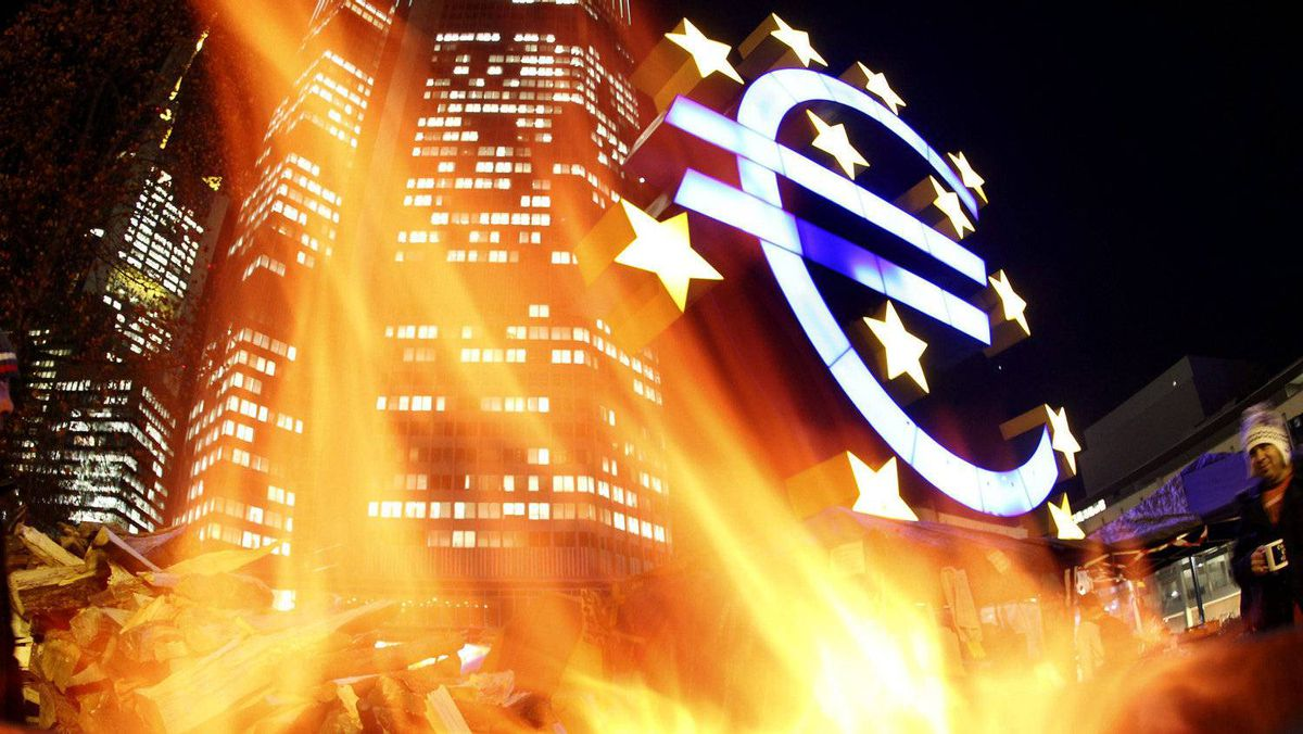 Last month's European bank test wasn't stringent enough