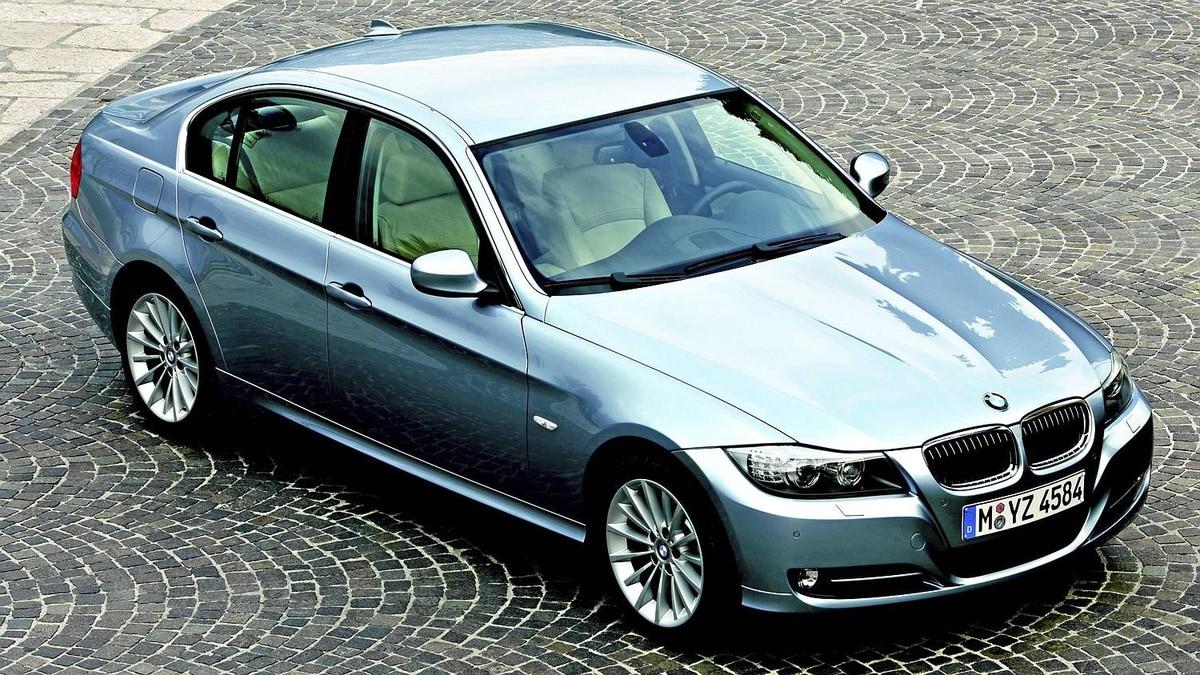 2009 BMW 3-Series__Credit: BMW