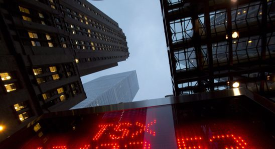 The close: TSX continues its record rise on China data boost