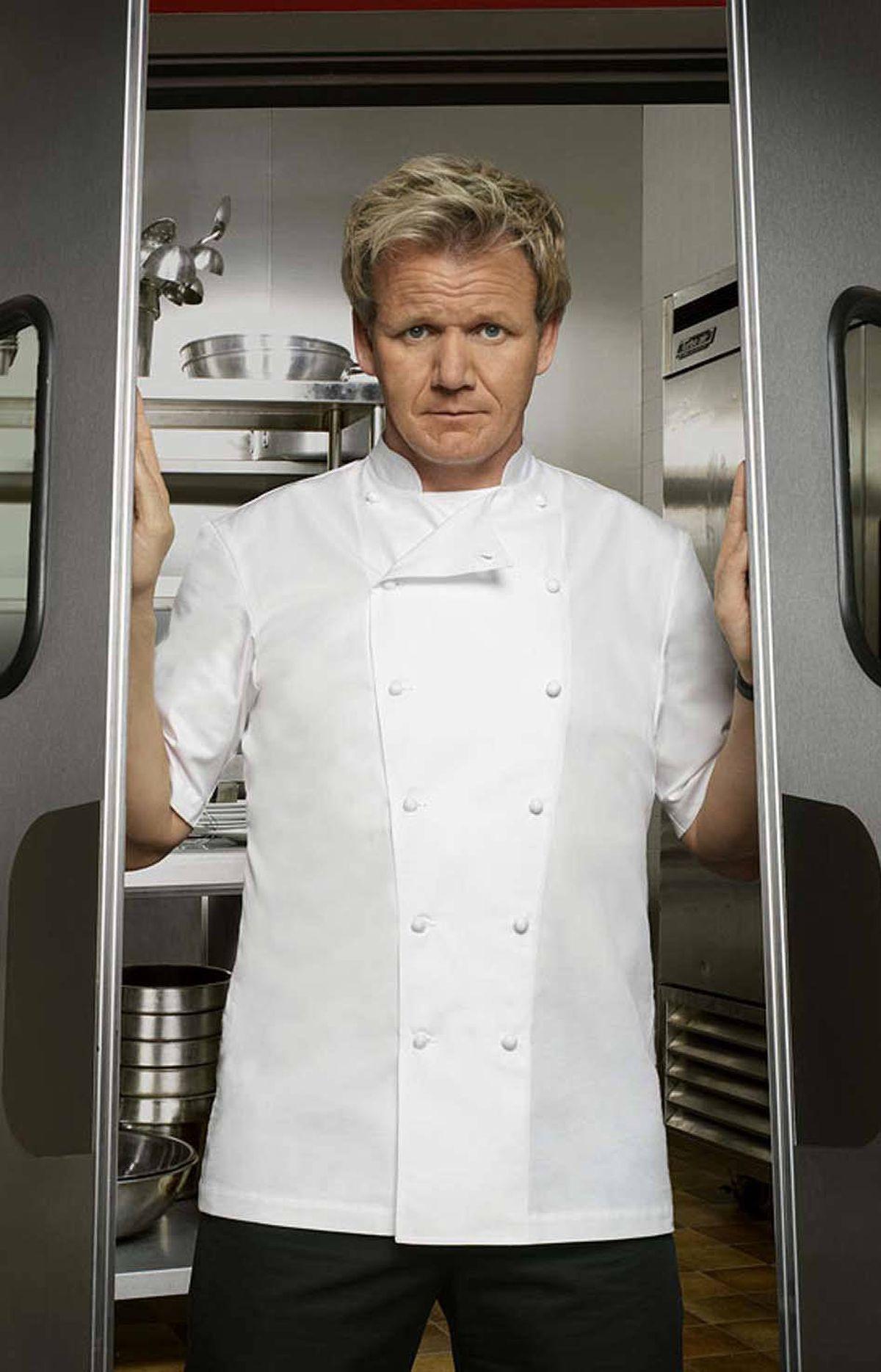 Gordon Ramsay Kitchen Nightmares Fremont