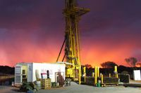 Major Drilling, which has operations around the world, said its biggest challenge is increasing its labour force to keep up with demand.