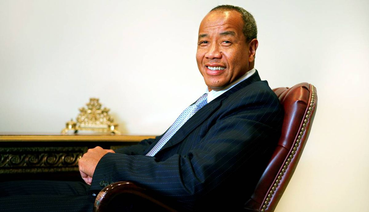 Michael Lee-Chin, executive chairman of AIC .