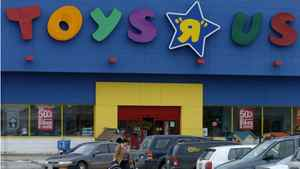 "KKR's investments include retailer Toys ""R"" Us Inc."
