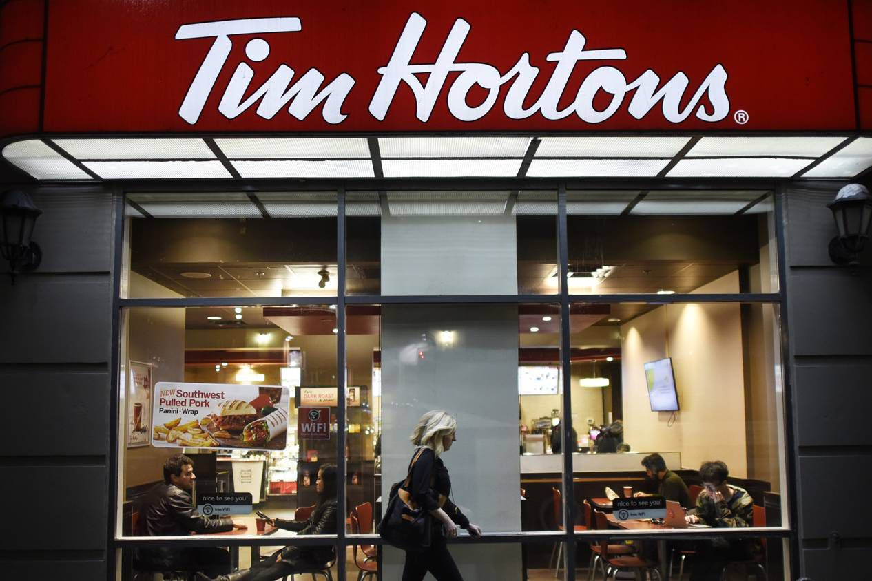 Children of tim hortons co founders cut worker benefits at their children of tim hortons co founders cut worker benefits at their franchises over wage hike the globe and mail platinumwayz